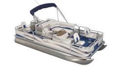 Sun Chaser Boats 8204 Pontoon Boat