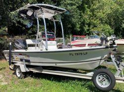 2000 Angler Boats 170F CC East Palatka FL