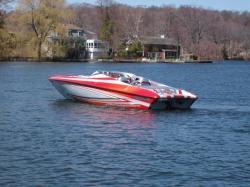 2009 - Sunsation Performance Boats - 288 Sunsation