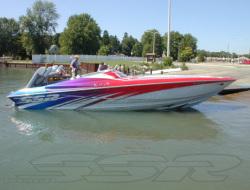 2009 - Sunsation Performance Boats - 32 SSR