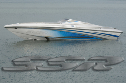 2012 - Sunsation Performance Boats - 288 SSR