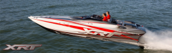 Sunsation2013 -  Performance Boats - 32 XRT Mid-Cabin Open Bow