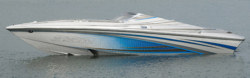 2013 - Sunsation Performance Boats - 288 SSR Mid-Cabin Open Bow