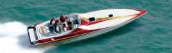 2013 - Sunsation Performance Boats - 32 S Mid-Cabin Open Bow