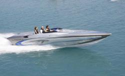 2013 - Sunsation Performance Boats - Sunsation 36 XRT