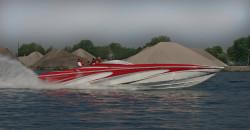 2014 - Sunsation Performance Boats - F-4 Poker Run