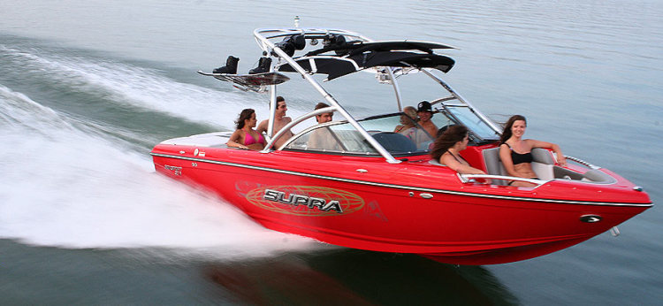 Research 2010 - Supra Boats - Sunsport 21 V on iboats com