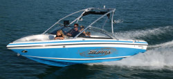 2010 - Supra Boats - Sunsport 22 V