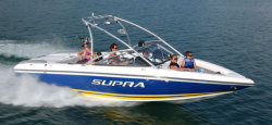2010 - Supra Boats - Sunsport 24 V