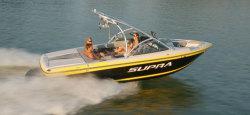 2010 - Supra Boats - Launch 21 V