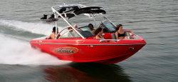 2011 - Supra Boats - Sunsport 21 V