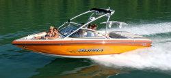 2011 - Supra Boats - Launch 22 V