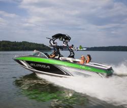 2014 - Supra Boats - Launch 242