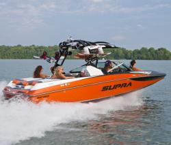 2014 - Supra Boats - SA 350-550