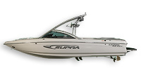 Supra Boats Launch 22 SSV Ski and Wakeboard Boat