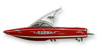 Supra Boats Launch 20 Ski and Wakeboard Boat