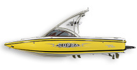 Supra Boats Launch 20 SSV Ski and Wakeboard Boat