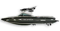 Supra Boats Launch 24 SSV Ski and Wakeboard Boat