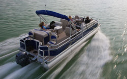 2011 - Sweetwater Boats - 240 DF