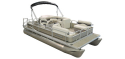2011 - Sweetwater Boats - 206 C