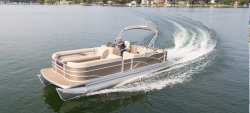 2013 - Sweetwater Boats - 240 WB