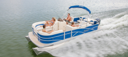 2013 - Sweetwater Boats - 220 DF