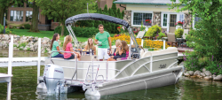 2013 - Sweetwater Boats - 220 WB