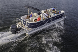 2014 - Sweetwater Boats - 240 SLR