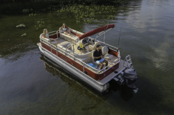 2014 - Sweetwater Boats - 2086 FCS
