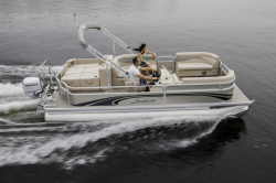 2014 - Sweetwater Boats - 2286 DL