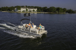 2014 - Sweetwater Boats - 206 CL