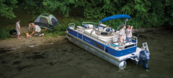2014 - Sweetwater Boats - 2286 FC