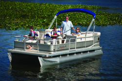 2015 - Sweetwater Boats - SW 186 F