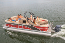 2015 - Sweetwater Boats - SWPE 220 SLC