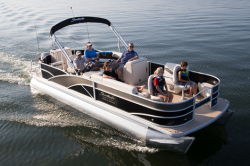 2015 - Sweetwater Boats - SWPE 240 DF