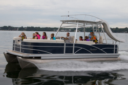 2015 - Sweetwater Boats - SWPE 240 SD