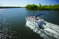 2016 - Sweetwater Boats - SW 186 F