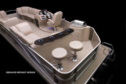 2016 - Sweetwater Boats - SW 240 SD