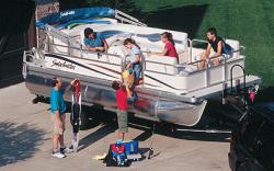 Godfrey Marine SW1980 RE 4-GATE Pontoon Boat