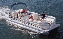Godfrey Marine SW2386 RE-4 GATE Pontoon Boat