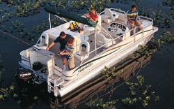 Godfrey Marine SW2186 DF Pontoon Boat