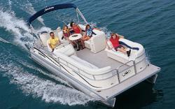 Godfrey Marine SW2386 DFS-3 Gate Pontoon Boat