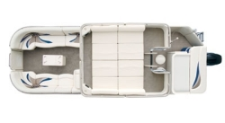 2009 - Sylvan Boats - Mandalay 8527 HT