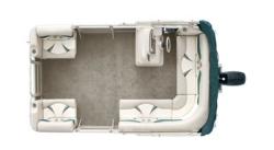 2009 - Sylvan Boats - Mirage 816 CR