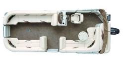 2009 - Sylvan Boats - Mirage 8524 CR