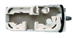 2009 - Sylvan Boats - Mirage 8522 CR