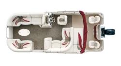 2009 - Sylvan Boats - Signature 8522 F-n-C