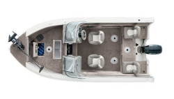 2009 - Sylvan Boats - Pro Sport 1600 DC