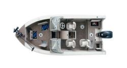 2009 - Sylvan Boats - Adventurer 1700 DC