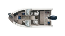2009 - Sylvan Boats - Expedition Sport 1700 DC